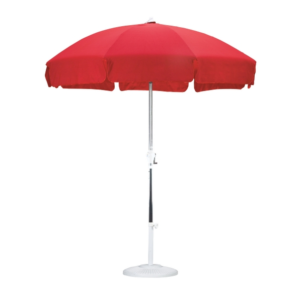 7 5 Push Tilt Patio Umbrella