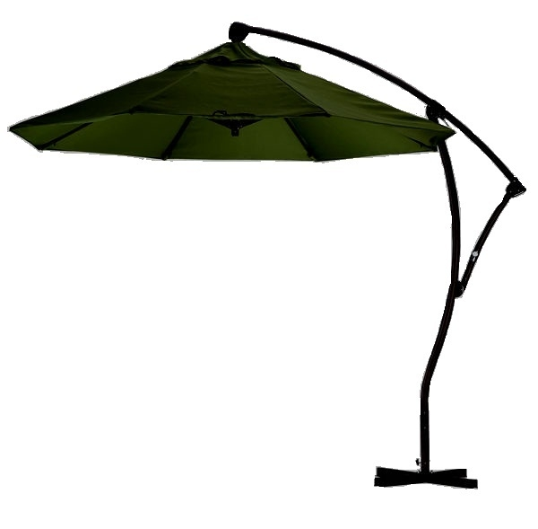 9 Cantilever Market Umbrella Deluxe Leisure Select
