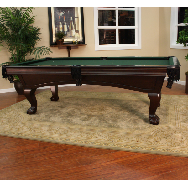 The Memphis Pool Table