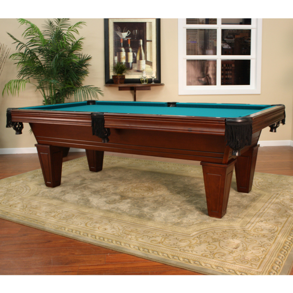 San Antonio. Billiard Table Information: