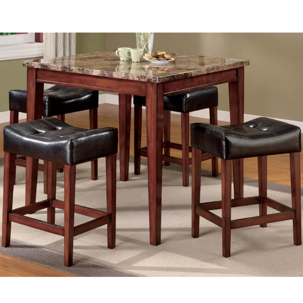 Counter Height Eating Bar : Bar Harbor Counter Height Dining Leisure Select