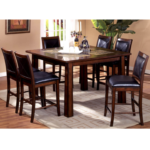 Livingston Counter Height Dining Set Information