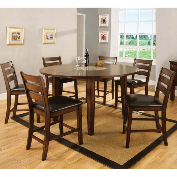 Counter Height Dining Set With Lazy Susan 100 Kitchen  : Pub Tables Westbury Counter Height Dining Set 26087 from jpixphotography.com size 600 x 600 jpeg 311kB